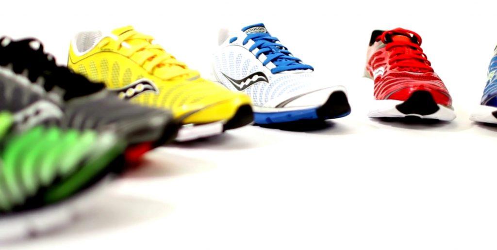 Diferentes zapatillas, diferentes drop